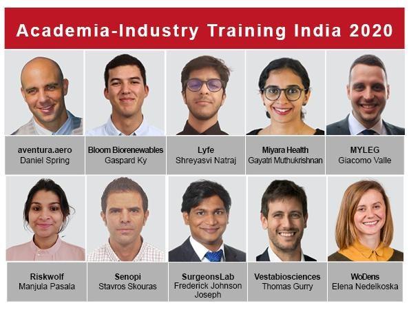AIT India 2020: Entrepreneurs build a bridge between Switzerland and India