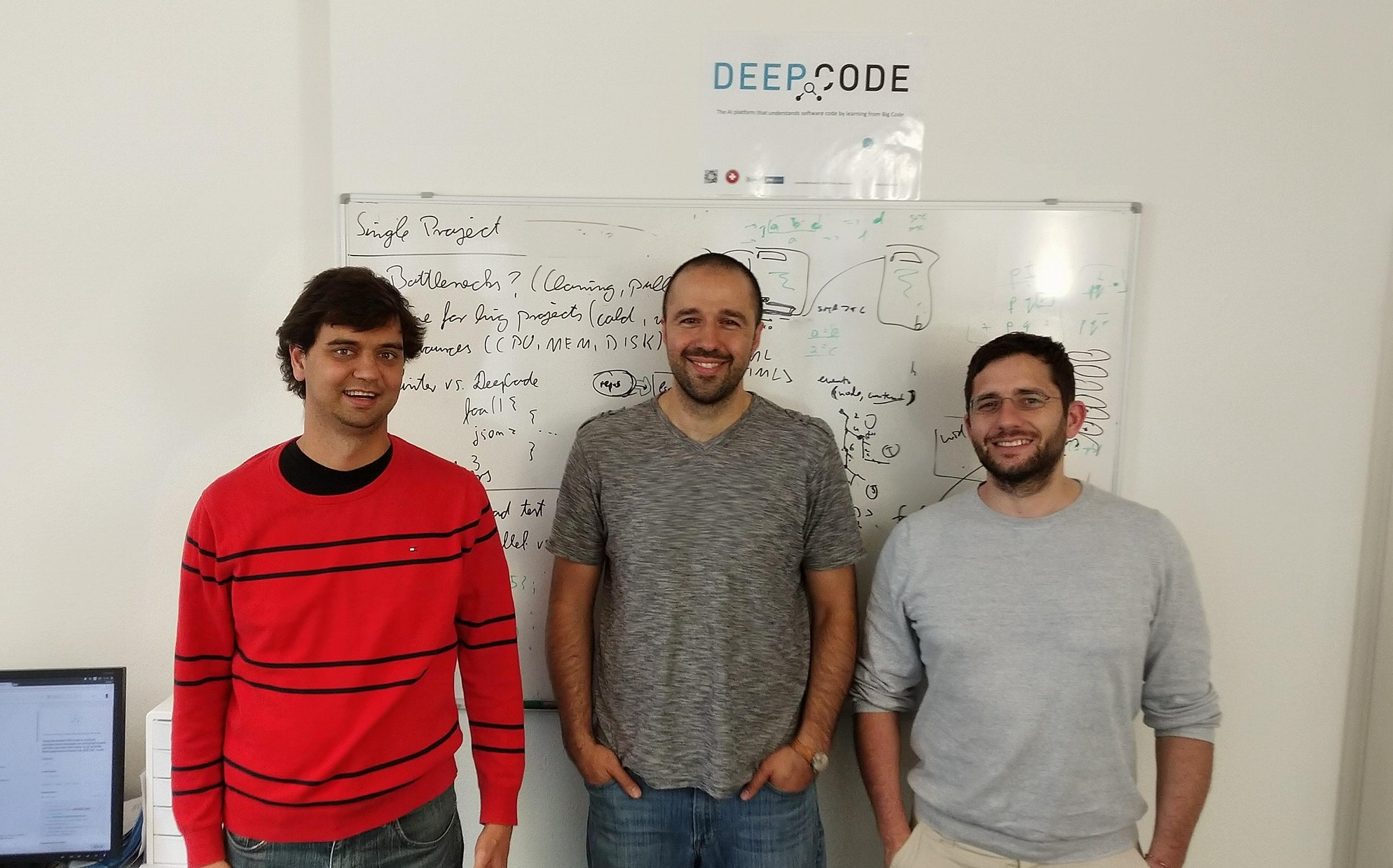 TOP 100 startup DeepCode gets acquired by Snyk