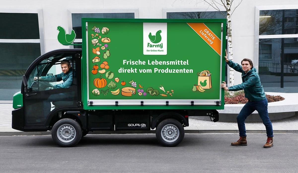 Farmy closes a CHF 10 million financing round