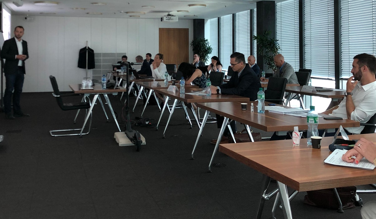 ConstructionTech and Smart Materials entrepreneurs build a solid business case at the Swiss Prime Site Startup Accelerator Workshop