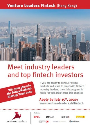 Venture Leaders Fintech 2020